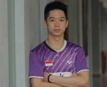 Absen dari Thailand Open 2021, Kevin Sanjaya Unggah Hadiah Spesial dari 'Pasangannya'