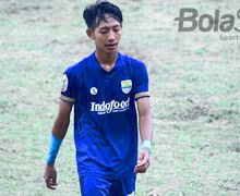 Doa Bintang Persib Bandung Usai Gagal Ikut TC Timnas U-19 Indonesia di Spanyol