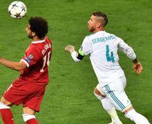 Bukan Karena Mohamed Salah, Ini Alasan Sergio Ramos Mendadak Sambangi Mesir