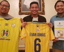 Soal Insiden dengan Andik Vermansah, Evan Dimas: Rivalitas Cuma 90 Menit