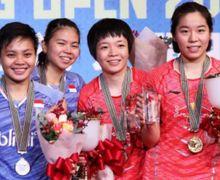 Olimpiade Tokyo 2020 - Greysia Polii Inspirasi Ganda Putri China Bangkit di Paris