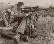 Kisah Sniper AS Merayap Sejauh 2,5 Km Selama 4 Hari Demi Tembak Mati Jenderal Vietcong