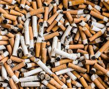 Selain Sedotan Plastik, Puntung Rokok Turut Menyumbang Limbah Terbesar