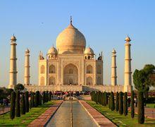 Taj Mahal, Makam Sekaligus Monumen Pembuktian Cinta yang Melegenda