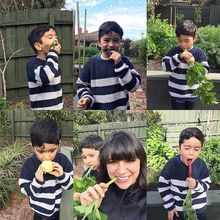 Kreatif, Anaknya Susah Makan, Ini yang Dilakukan oleh Sang Ibu