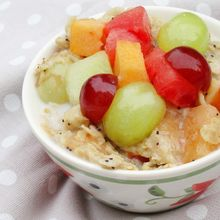 Menu Untuk Moms Diabetes : Salad Buah Sereal