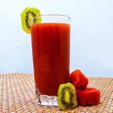 Jus Kiwi dan Semangka yang Ampuh Turunkan Berat Badan, Begini Cara Buatnya!