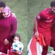 Jarang Diketahui Publik, ini 5 Fakta Menarik Magi Salah,  Istri  Pemain Liverpool FC, Moh Salah
