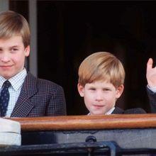 Kisah Masa Kecil Pangeran William yang  Bersinar dalam Kesuraman