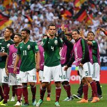 Gol Meksiko ke Gawang Jerman Menyebabkan Gempa di Mexico City