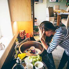 Ternyata Dapur Berantakan Bisa Jadi Penyebab Naiknya Berat Badan, Lo! Kok Bisa, Ya?
