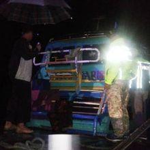 Lagi, Kapal Motor Kecelakaan di Perairan Danau Toba, 1 Orang Belum Ditemukan