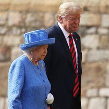 4 Fakta Mencengangkan Pertemuan Doland Trump Dengan Ratu Elizabeth!