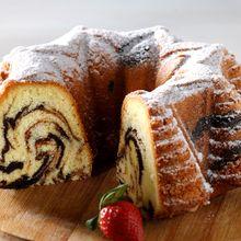 Resep Marmer Tulban Cake Untuk Disajikan Saat Quality Time Bareng Keluarga
