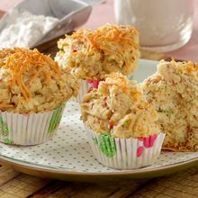 Resep Membuat Muffin Keju Kornet, Cocok Banget Untuk Sarapan Sehat Si Buah Hati Besok