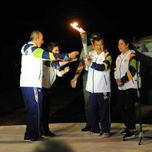 Armada hingga B.A.P Sukses Membuka Torch Relay Asian Games 2018!