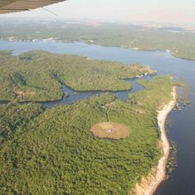 Saat Musim Hujan, Lebar Sungai Amazon Bisa Mencapai 190 Kilometer