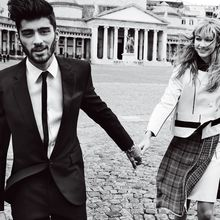 Zayn Malik Rilis Icarus Falls, Lagu There You Are Tentang Gigi Hadid?