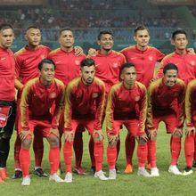 Jadwal Pertandingan Timnas U-23 Indonesia di Asian Games 2018