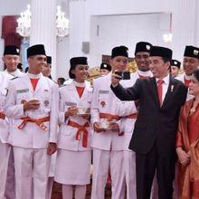 Keunikan Paskibraka di Indonesia, dari Formasi Sampai Hukuman Untuk Bendera Terbalik
