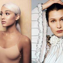 Dukungan Seleb Hollywood Pada Album Baru Ariana Grande, Sweetener