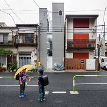Harga Tanah Tokyo Melonjak! Pasangan Ini Buat Rumah Hanya Seluas 29 M