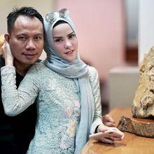 Disebut Pernikahan Settingan, Uya Kuya Beberkan Fakta Tentang Angel Lelga dan Vicky Prasetyo