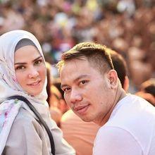Diajak Rujuk Vicky Prasetyo, Angel Lelga: 'Saya Tidak Mau Masa Depan Saya Nggak Baik'