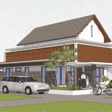 Ide Renovasi Rumah di Atas Tanah 300 m2, Rombak Jadi Hunian dan Kos