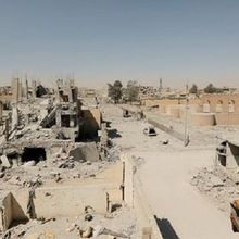 Lebih dari Seribu Jenazah Ditemukan di Bekas Benteng Pertahanan ISIS