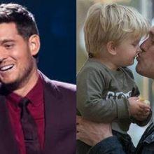 Berubah Usai Anak Derita Kanker Hati, Michael Buble Pensiun dari Dunia Musik