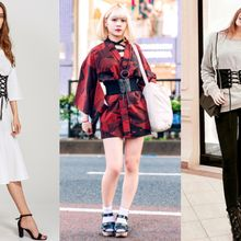 5 Pilihan Outfit Fashion Kece yang Cocok Dipadukan dengan Corset Belt