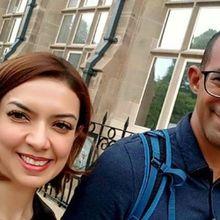 Menikah di  Usia 20 Tahun, Suami Najwa Shihab Curhat tentang Kekurangan Istri di Dapur