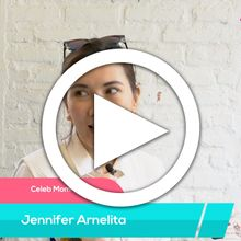 [VIDEO] Cara Didik Jennifer Arnelita agar Anak Aktif dan Berani
