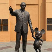 Perusahaan Walt Disney Berdiri 95 Tahun Lalu, Lihat Kantornya, yuk!