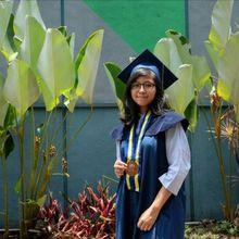 Gadis 18 Tahun Ini Jadi Lulusan Termuda ITB, Masuk SD Umur 4 Tahun!