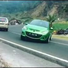 Viral Aksi Mobil 'Ngedrift' Bak di Film 'Fast and Furious' di Tawangmangu Lukai Seorang Warga, Pelaku Ditahan Polisi