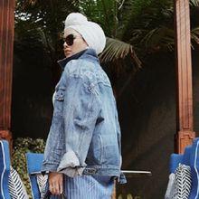 Hanya Pakai Turban, Nikita Mirzani Isyaratkan akan Lepas Hijab?