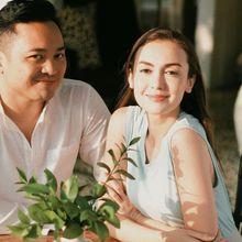 8 Tahun Tak Pernah Bertengkar Hebat dengan Suami, Rianti Cartwright: 'Yang Penting Makan Dulu'
