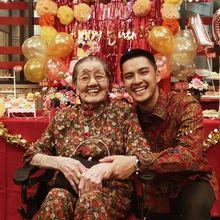 Nenek Morgan Oey Ultah ke-100, Ini 6 Momen Kebersamaan Keluarganya