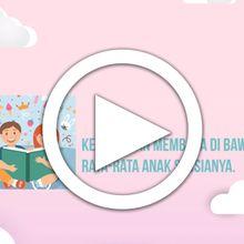 [VIDEO] Tanda-tanda Si Kecil Disleksia Sejak Balita, Perlu Diwaspadai!