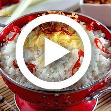 (Video) Resep Masak Nasi Uduk Enak dan Sederhana, Pemula Pasti Bisa Membuatnya