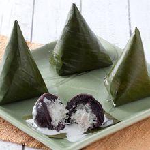 Resep Kue Tradisional: Lapek Bugis, Kelembutannya Berpadu dengan Saus Gurih