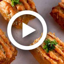 (Video) Resep Membuat Cakwe Isi, Cara Berkelas Saat Menyantap Cakwe