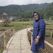 Nikmati Pemandangan Apik Sambil Belajar di Geopark Nanggung Kabupaten Bogor