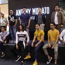 Pria Indonesia Lebih Suka Busana Berwana Cerah Dibanding Basic