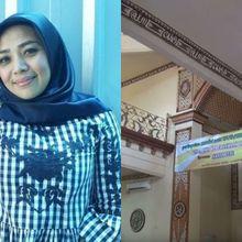 Almarhum Suami Muzdalifah Wasiatkan Bangun Masjid Megah Bernuansa Emas, Harganya Miliaran!