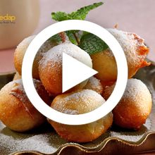 (Video) Resep Membuat Durian Ball yang Mudah dan Dijamin Enak, Camilan Sore Seru Buat Si Kecil