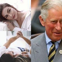 Berita Terpopuler: Lamaran Pangeran Charles Ditolak hingga Perempuan Sulit Capai Klimaks Saat Bercinta!