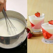 Tips Membuat Puding Susu, Kesalahan Ini Jadi Penyebab Susu Pecah Sehingga Puding Tidak Cantik